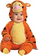Disguise Toddler Deluxe Tigger Costume Toddler (3T-4T)