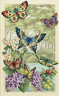 Best butterfly cross stitch Reviews