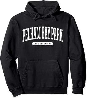 NYC Borough Pelham Bay Park Long Island New York Pullover Hoodie