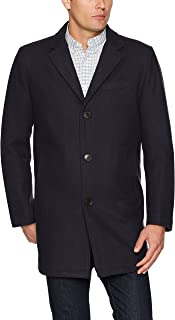 Men's Wool Tailored Top Coat