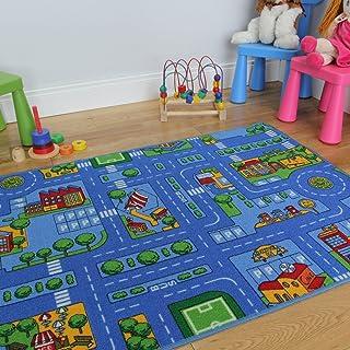 The Rug House Cubrepisos para Salas de Juego de niños. con