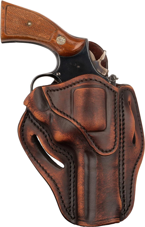 1791 GUNLEATHER K-Frame Revolver Holster OWB メーカー公式 Leather - 予約販売