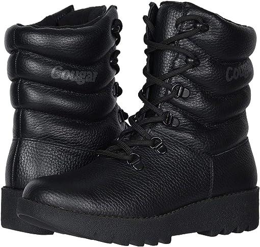Blackout Bounty Leather