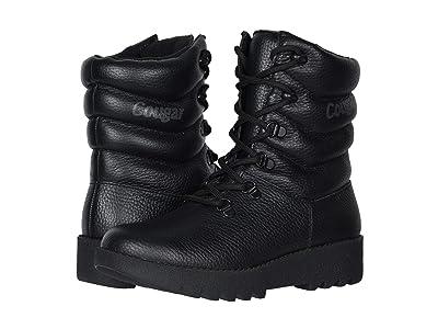 Cougar Blackout Waterproof (Blackout Bounty Leather) Women
