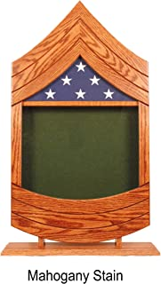 E-8 Master Sergeant (MSG) or First Sergeant (1SG) Shadow Box/Retirement Display