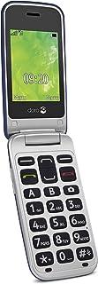Doro 2414 Mobiltelefon, Blå/silver
