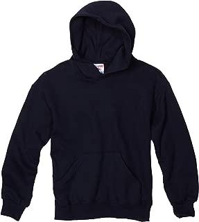 MJ Soffe Big Boys' Basic Hooded Sweatshirt