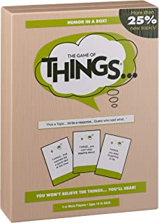 The Game of Things 2018 Edition