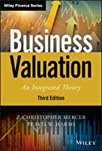 Business Valuation: An Integrated Theory (Wiley Series in Finance)