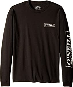 O'Neill Kids - Teamster Long Sleeve Screen Tee (Big Kids)