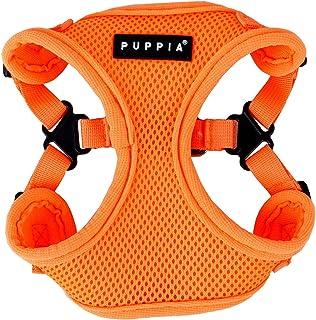 Puppia Neon Soft Harness C, Large, Orange