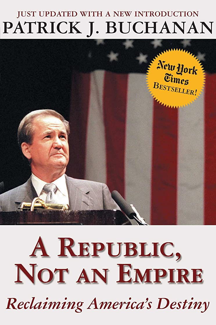 衝突する軍団ワーディアンケースA Republic, Not an Empire: Reclaiming America's Destiny