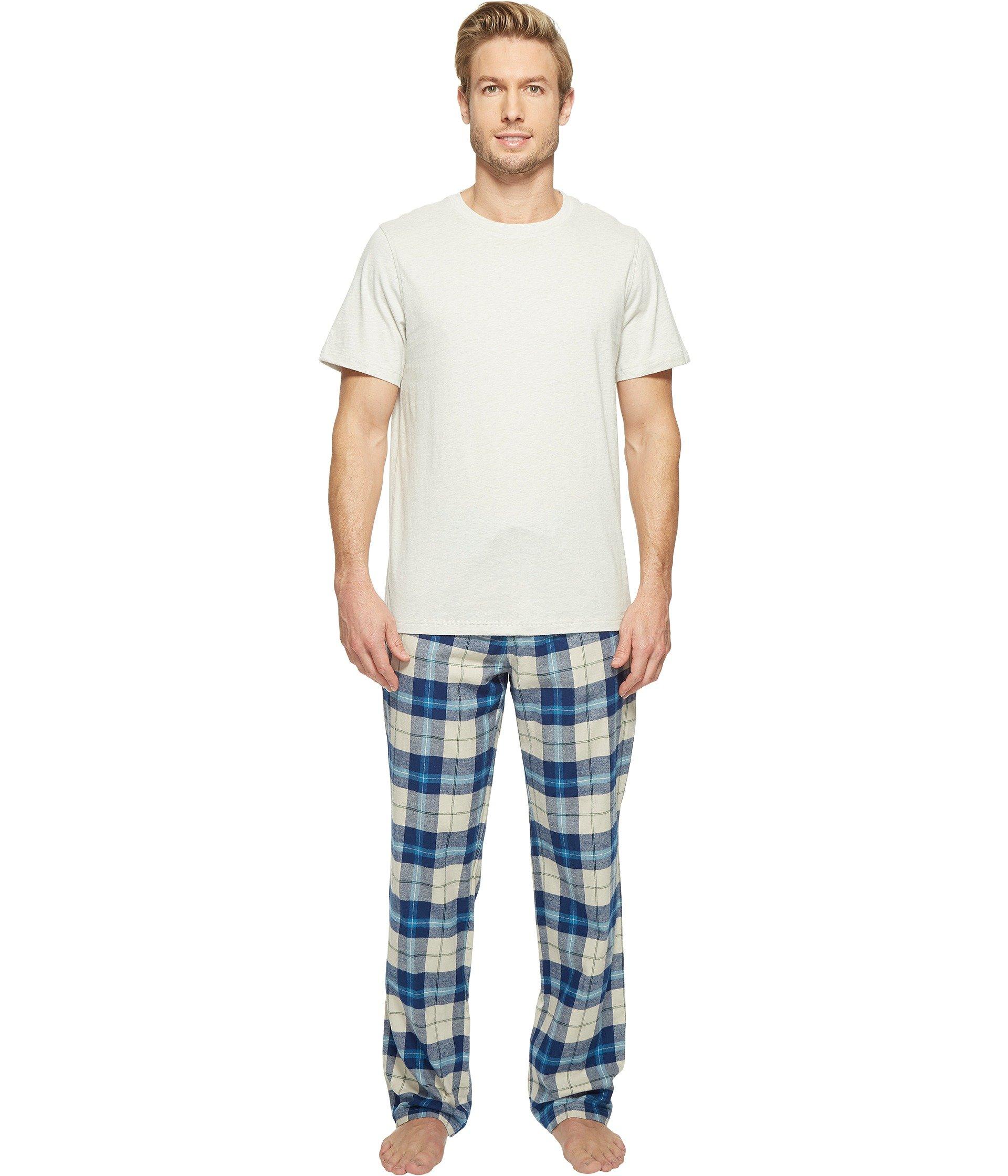Pijama para Hombre UGG Grant Plaid PJ Set  + UGG en VeoyCompro.net