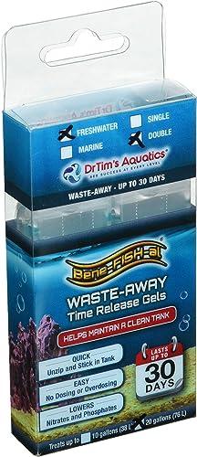 discount DrTim's Aquatics Marine, sale lowest Small, 2 Twin Packs online