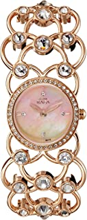 Company Ltd Women's Raga Analog Mother of Pearl Dial Watch