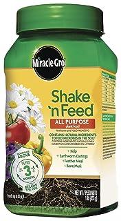 Miracle-Gro Shake 'N Feed All Purpose Plant Food, 1 lb.