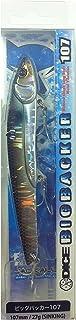 JACKALL(ジャッカル) メタルバイブレーション ビッグバッカー 27.0g 107mm ボラギン/マグマウェーブホロ