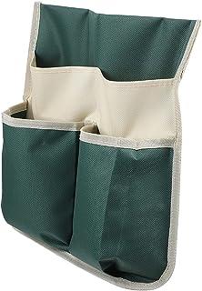 Cabilock Garden Kneeler Tool Bag Garden Pouch Portable Gardening Kneeling Chair Bag Foldable Oxford Cloth Bag with Handle ...