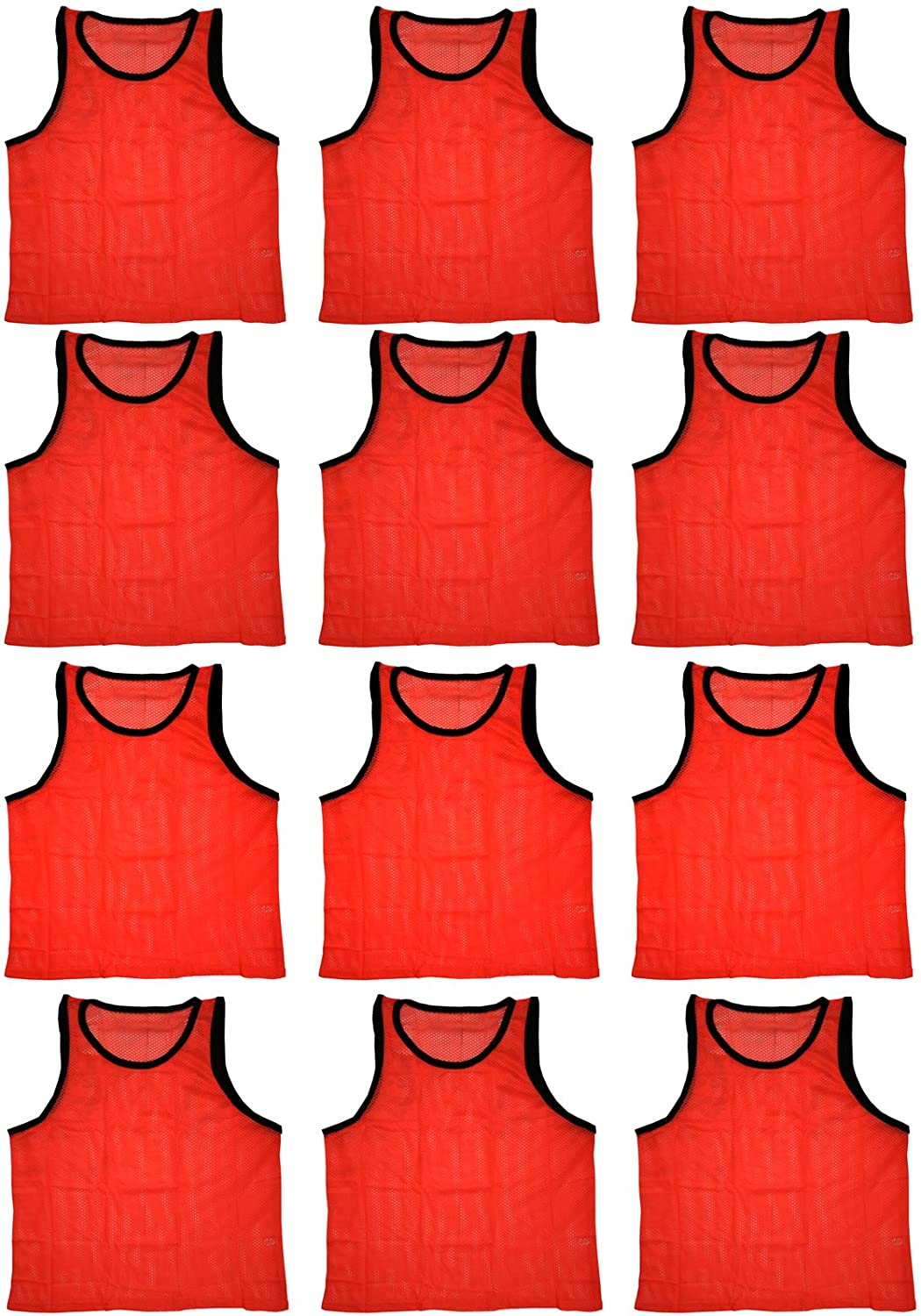 BlueDot Trading Youth Sports Pinnie Scrimmage Vest Training Finally resale start New arrival