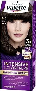 Schwarzkopf Palette Intensive Color Creme 3-0 Dark Brown