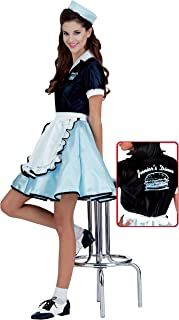 Rubie's Costume Fabulous 50's Car Hop Girl Costume
