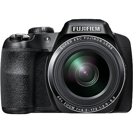 FUJIFILM デジタルカメラ FinePix S8200B 光学40倍 ブラック F FX-S8200B