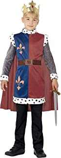 Children's King Arthur Medieval Costume