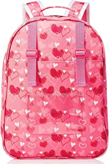 Baby Doll Carrier Backpack - Fits All 18 inch Dolls - Divided Compartments for Storage