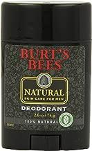 Burt's Bees Men's Deodorant, 2.6 Ounce Units
