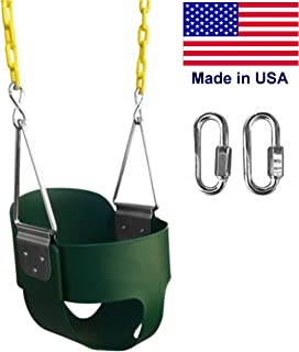 toddler swing for swing set