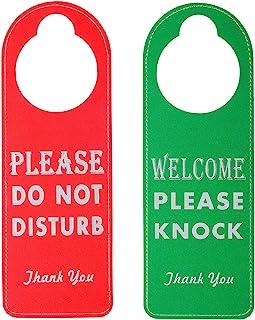 Do Not Disturb Sign For Door Knob