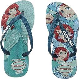 67a1f13d354 6. Havaianas Kids. Slim Princess Flip Flops ...