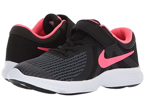 0a334c1a1610 Nike Kids Revolution 4 (Little Kid) at Zappos.com