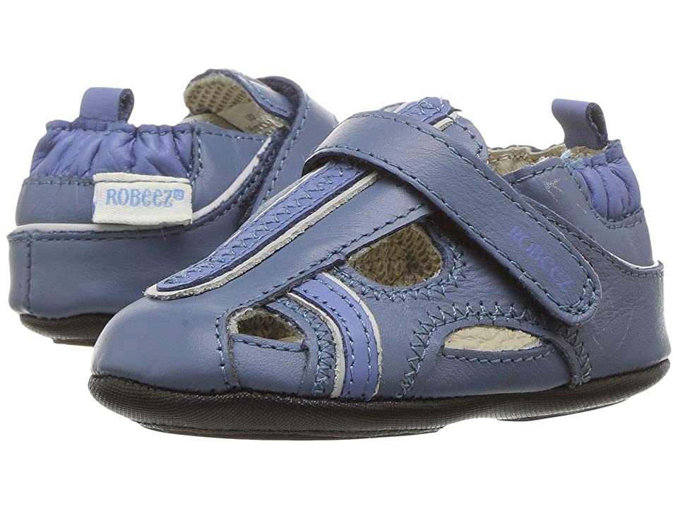 Robeez Rugged Rob Mini Shoez (Infant/Toddler) (Twilight) Boys Shoes