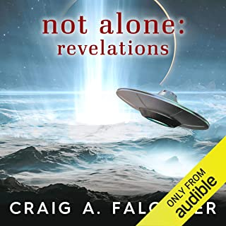 Not Alone: Revelations: Not Alone, Book 6