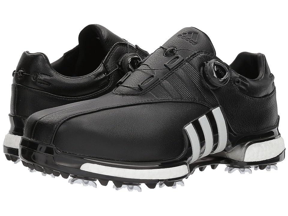 adidas Golf Tour360 EQT Boa (Core Black/Footwear White/Core Black) Men