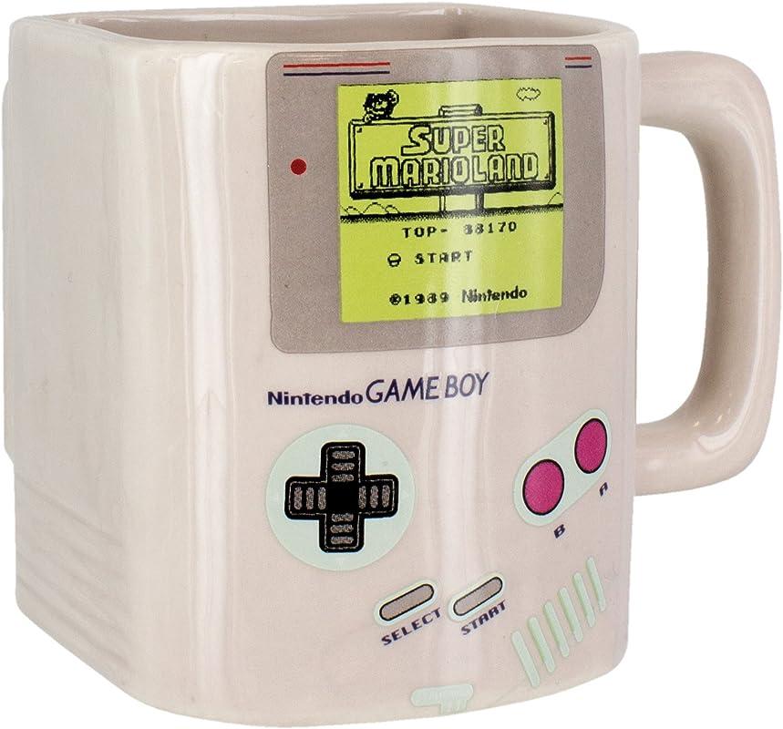 Nintendo Gameboy Cookie Mug Officially Licensed Nintendo Product 10oz