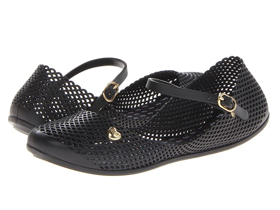 Melissa Shoes Mel New Glitter (Black) Women
