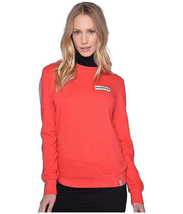 Hunter  Original Campus Sweatshirt ( Red) Womens Sweatshirt