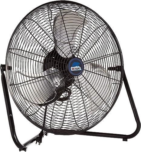 "B-Air FIRTANA-20X 20"" Multi Purpose High Velocity Floor Fan"