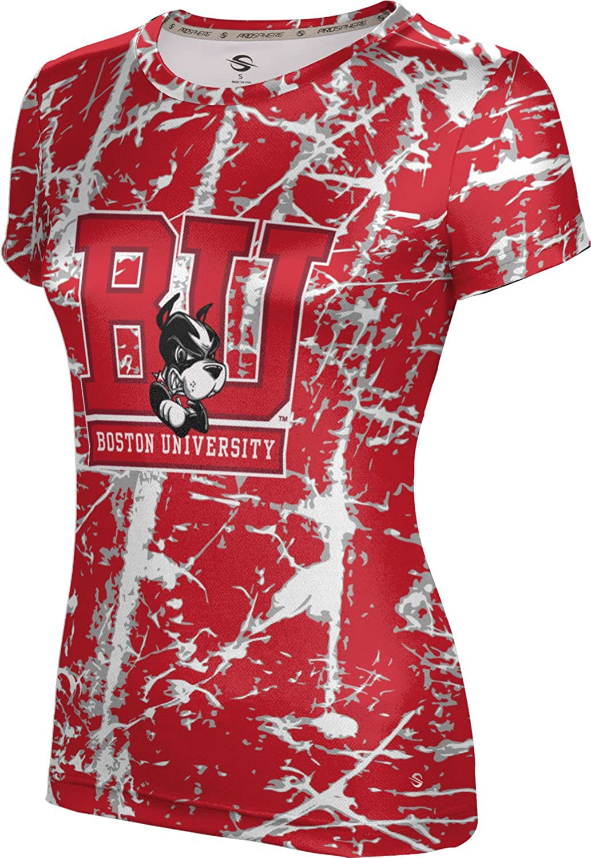 ProSphere Boston University Girls' Performance T-Shirt (Distressed)