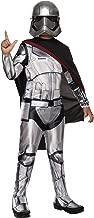 Star Wars: The Force Awakens Child's Captain Phasma Costume, Large