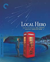 Local Hero  (The Criterion Collection) [Blu-ray]