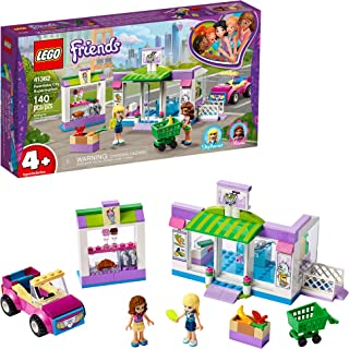 LEGO Friends Heartlake City Supermarket 41362 Building Kit, New 2019 (140 Pieces)