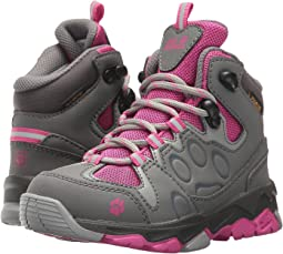 Jack Wolfskin Kids Mountain Attack 2 Waterproof Mid (Toddler/Little Kid/Big Kid)