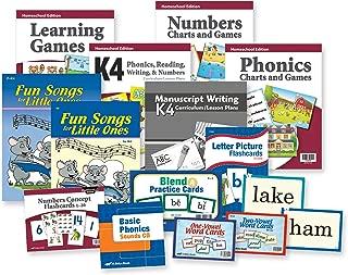 K4 Complete Parent Kit Manuscript