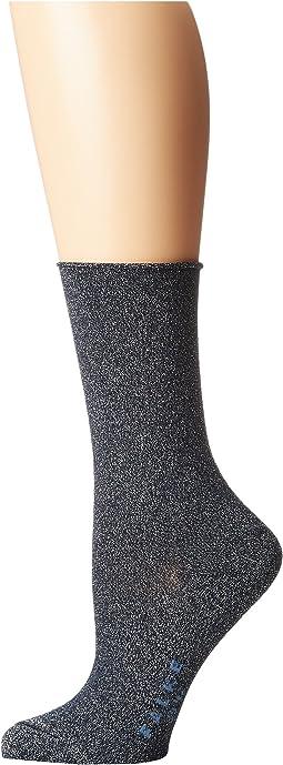 Shiny Anklet Socks