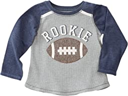 Mud Pie - Football Rookie Long Sleeve Shirt (Infant/Toddler)