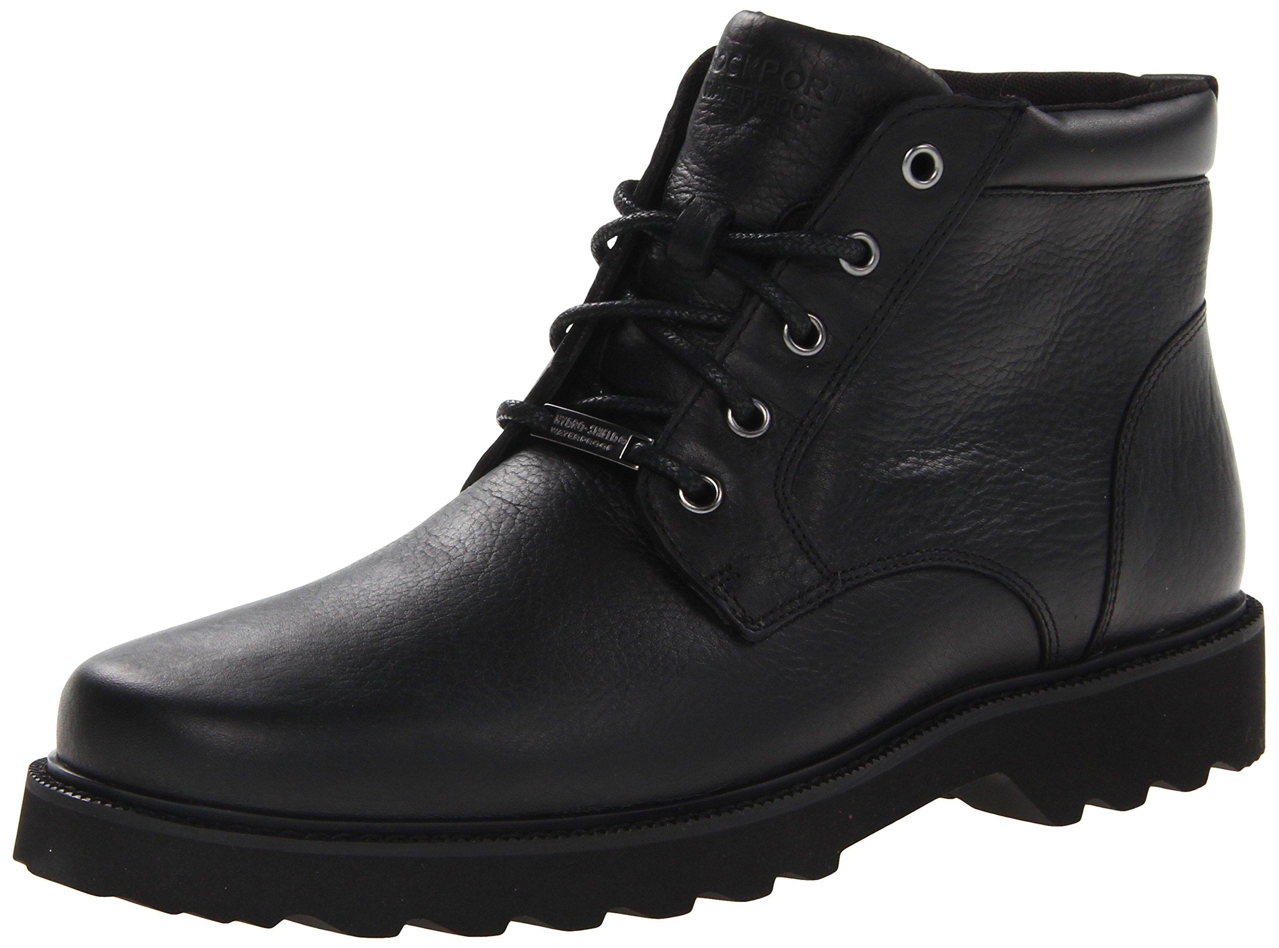Rockport Mens Northfield Boot Black