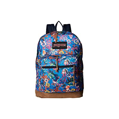 JanSport Right Pack Expressions (Yucatan Floral) Backpack Bags